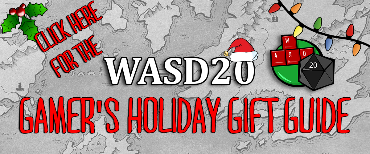 Holiday Gift Guide from WASD20